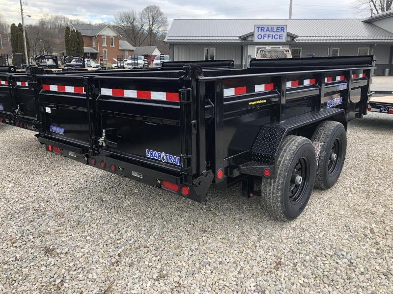 "2019 83""x14' 14k Load Trail Dump Trailer. 80098"