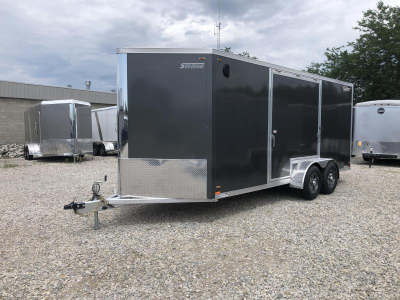 2019 7x21 10K Legend Enclosed Trailer. 17169