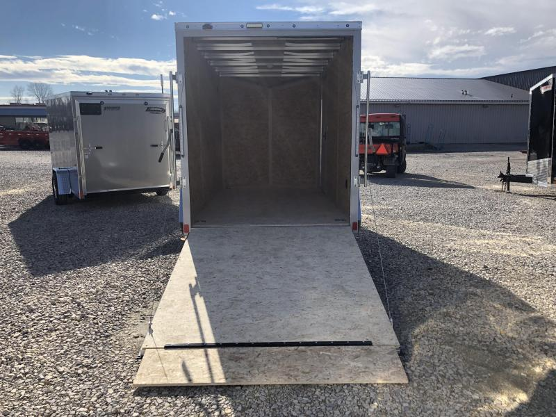 2019 6'x12' 3.5k Discovery Aluminum Enclosed. 04039