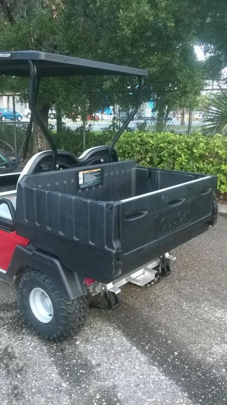 2014 Club Car XRT Golf Cart