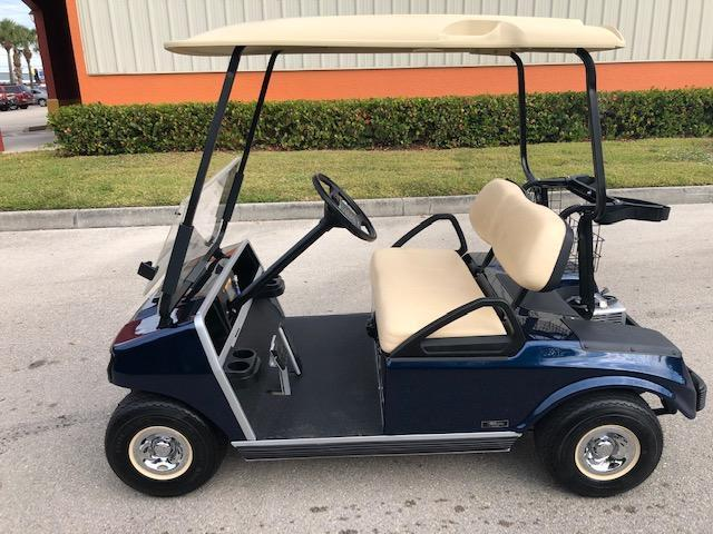 2018  Reconditioned Club Car DS