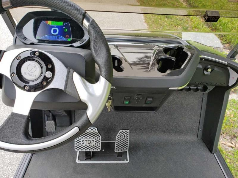 2019 Star Electric Vehicles SIRIUS 4