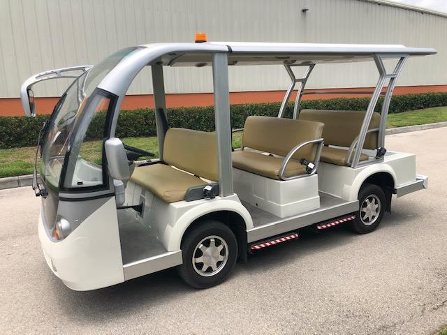 2015 Star Electric Vehicles SHUTTLE BUS