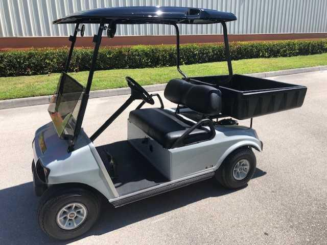 1999 Club Car DS CARGO UTILITY CART