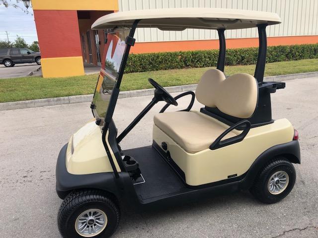 2019 Reconditioned Club Car Precedent