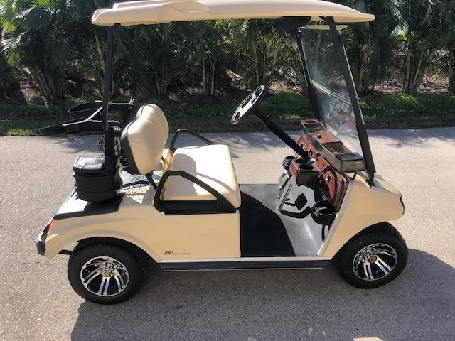 2007 Club Car DS  2 PASSENGER
