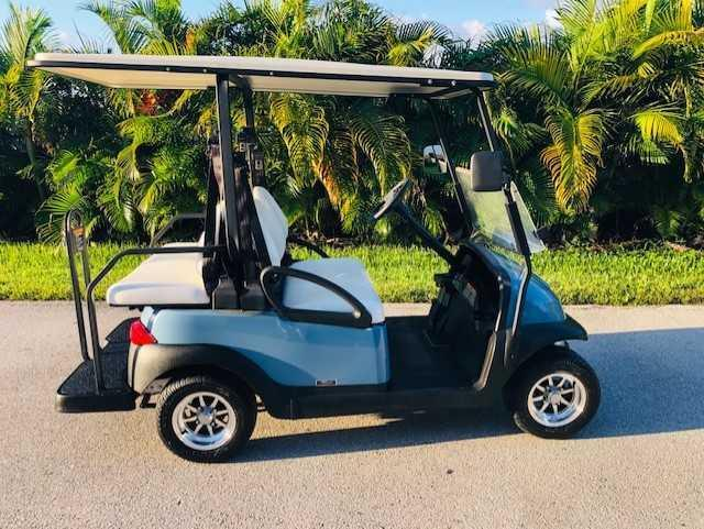 2015 Club Car Precedent 4 PASSENGER