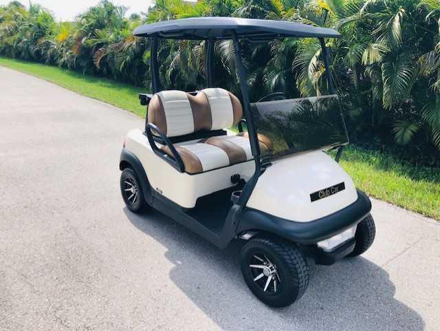 2018 Club Car Precedent