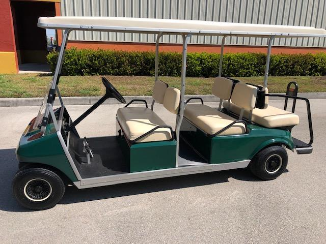 1996 Club Car  DS VILLAGER 6