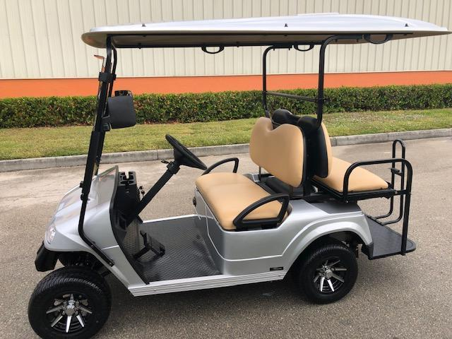 2020 Star Electric Vehicles Classic 36-2+2