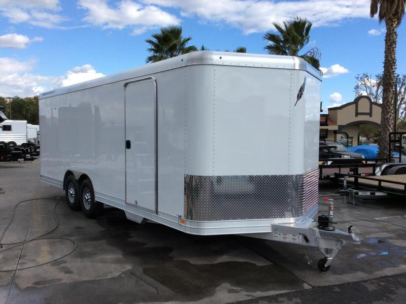 2018 Featherlite 4926 8.5 x 22' Car / Racing Trailer