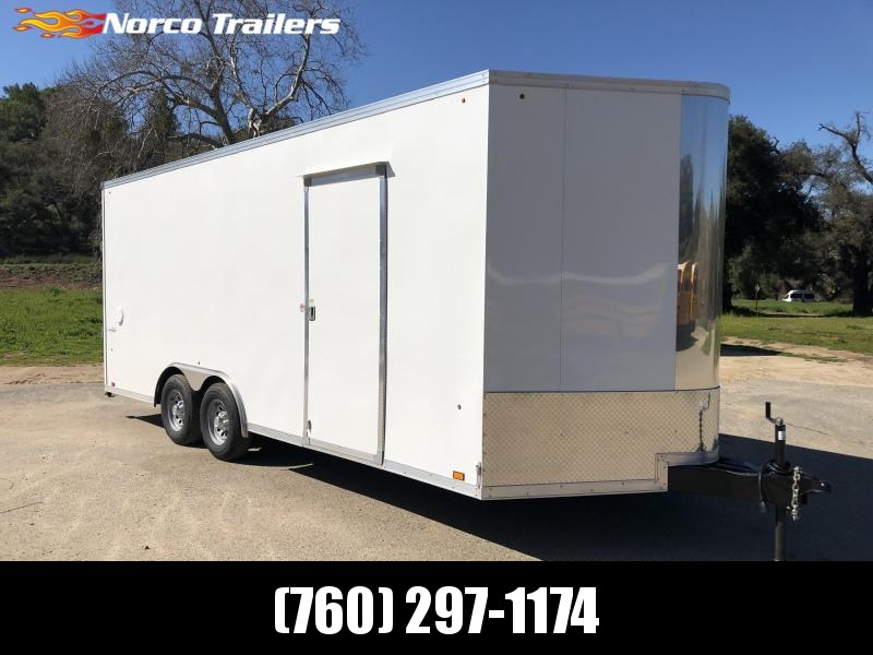 2019 Look Vision 8.5' x 20' 10K  Car / Racing Trailer