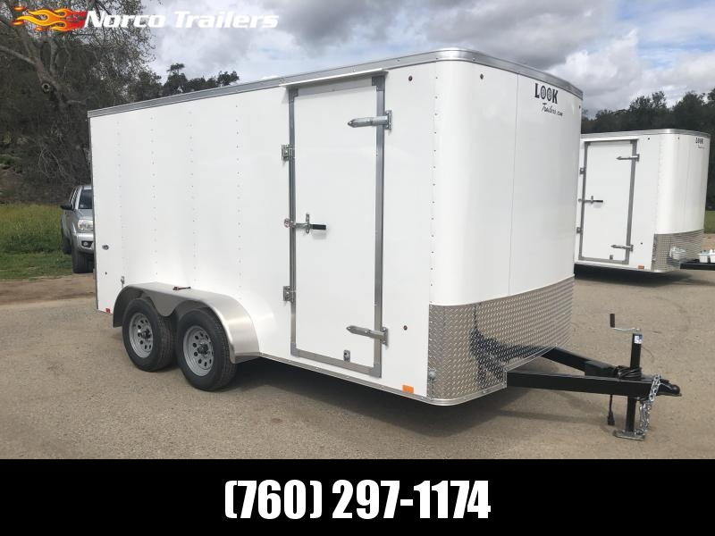 2019 Look Trailers STLC 7' x 14' Enclosed Cargo Trailer