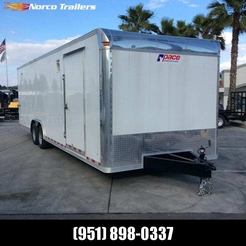 2014 Pace American PR 8.5 x 28 TE3 Car / Racing Trailer in Ashburn, VA