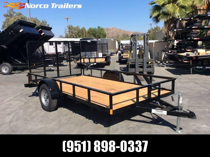 "2017 Innovative 77"" x 12' Utility Trailer"