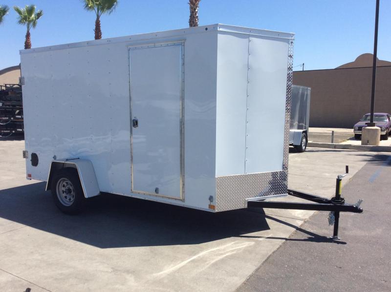2018 Haulmark HMVG 6 x 12' Enclosed Cargo Trailer