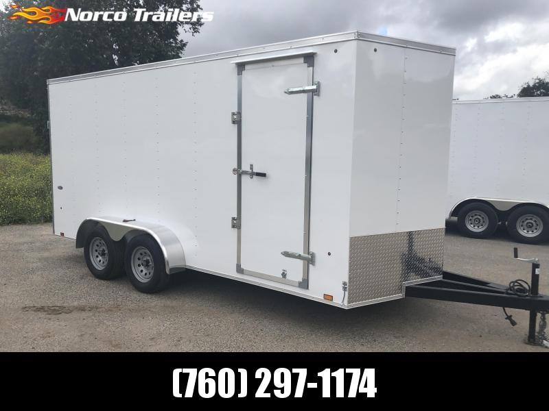 2019 Look Trailers STLC 7x16 te2 r 7h Enclosed Cargo Trailer