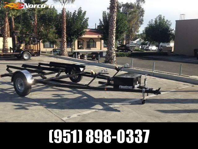 2015 Playcraft 2 Place Jet Ski Trailer Watercraft Trailer in Bailey, TX