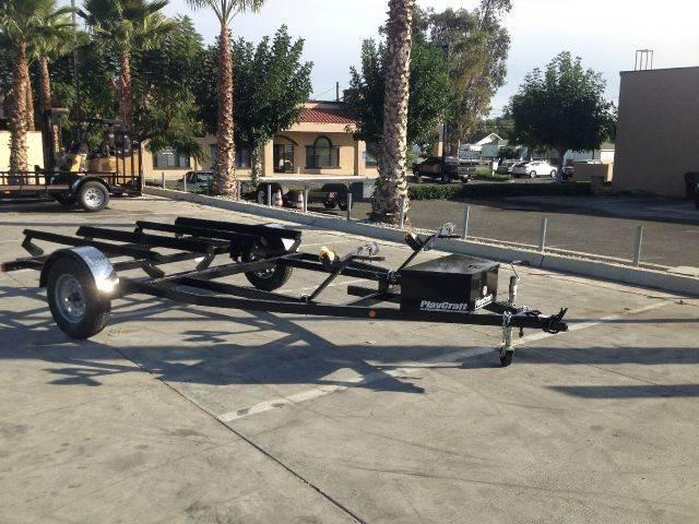 2015 Playcraft 2 Place Jet Ski Trailer Watercraft Trailer