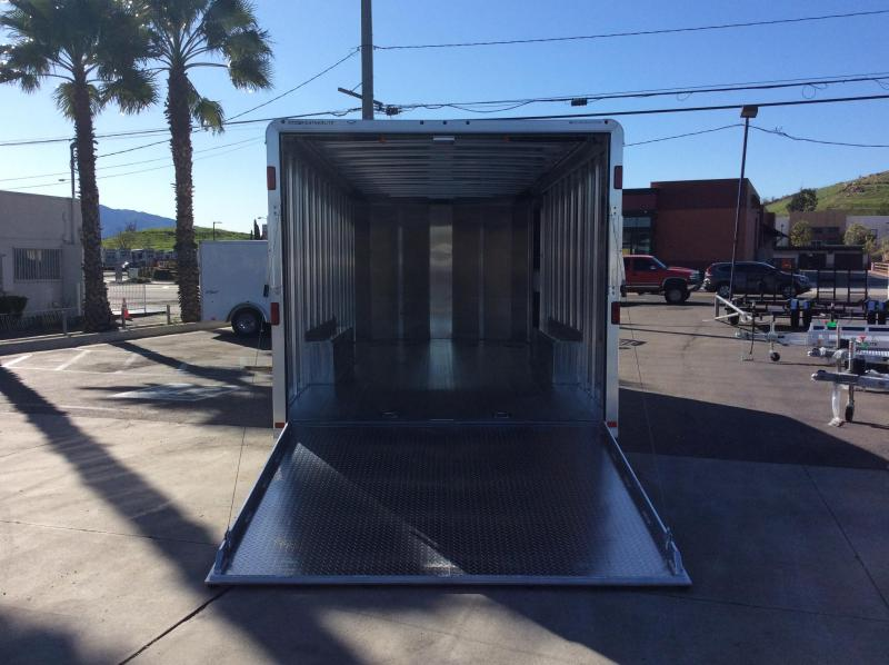2019 Featherlite 4926 8.5' x 20' Tandem Axle Car / Racing Trailer