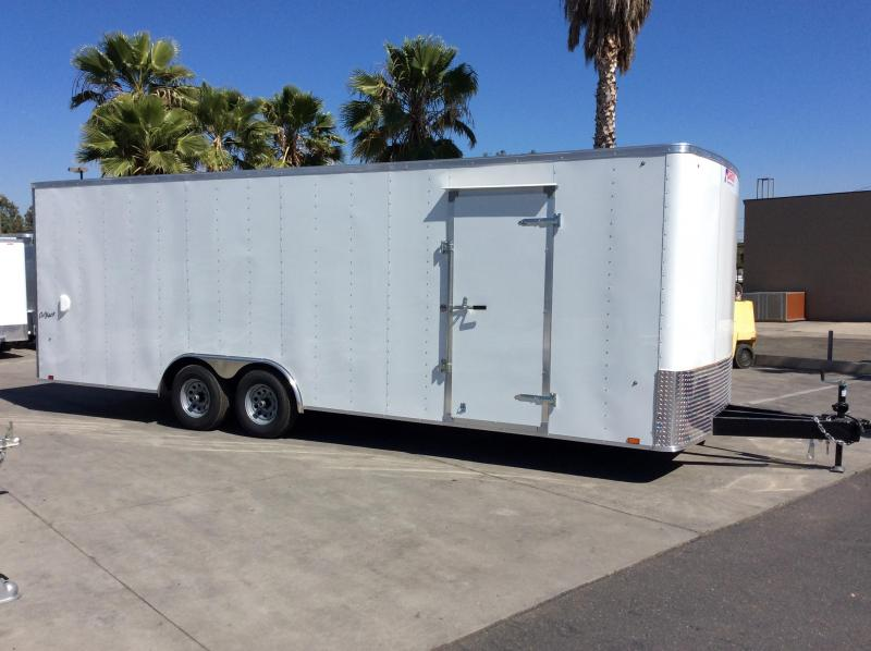 2019 Pace American Outback 8.5 x 24 Tandem Axle Car / Racing Trailer