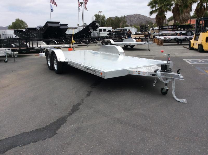 2018 Featherlite 3182 8.5 x 18 Car / Racing Trailer