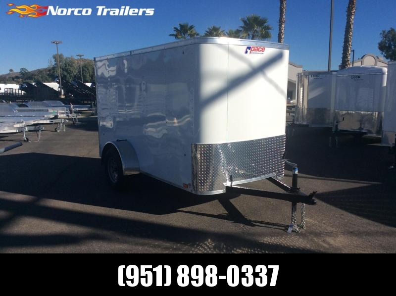 2019 Pace American OB 5 X 10 S12 Enclosed Cargo Trailer
