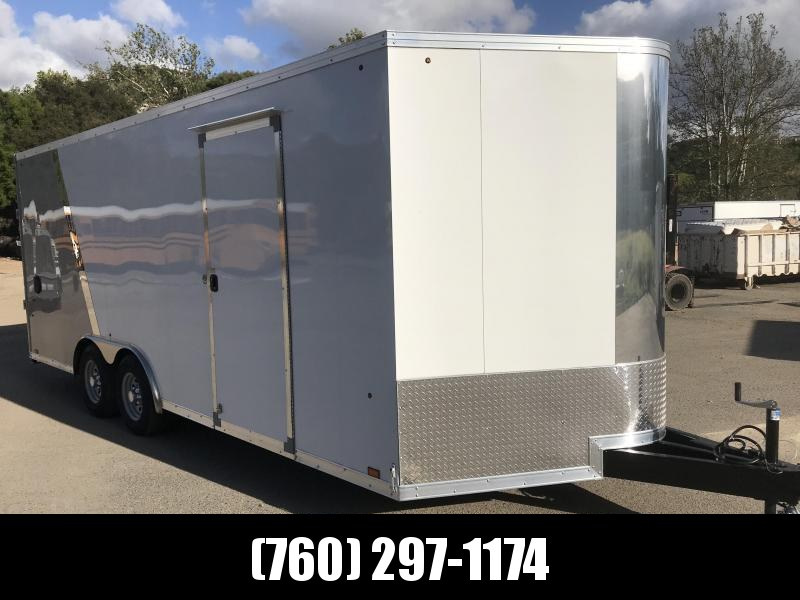2019 Look Trailers Vision 8.5' x 20' 10K Car / Racing Trailer
