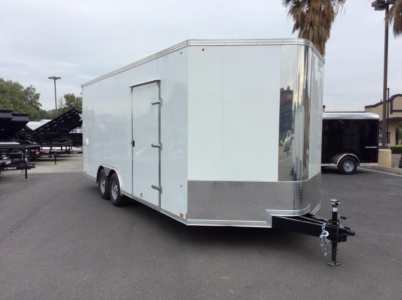 2019 Look Trailers Vision 8.5' x 20' 10K Car / Racing Trailer