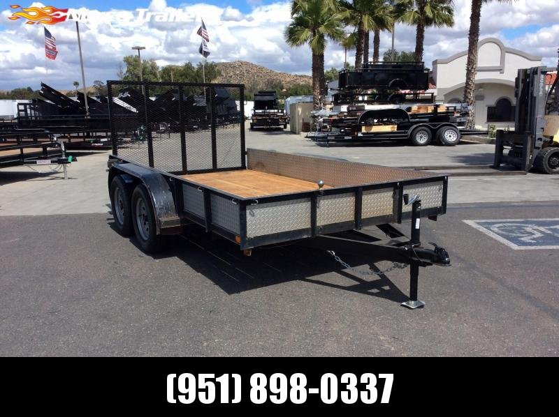 1995 Big Tex Trailers 77