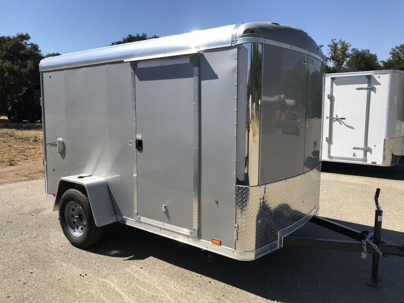 2018 Look Trailers Vision 6' x 10' Enclosed Cargo Trailer