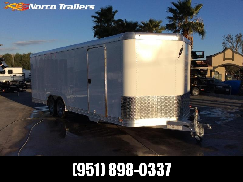 2018 Featherlite 4926 8.5' x 24' Car / Racing Trailer