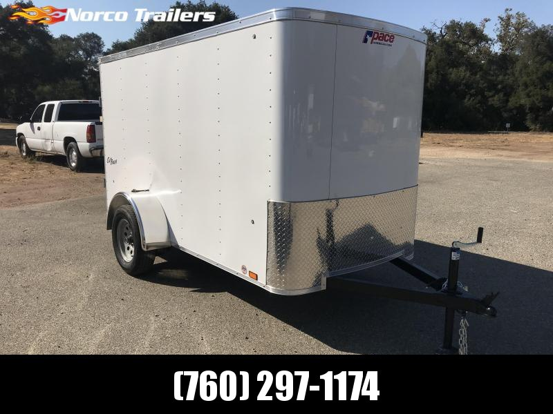2019 Pace American Outback 5' x 10' Cargo / Enclosed Trailer in Ashburn, VA