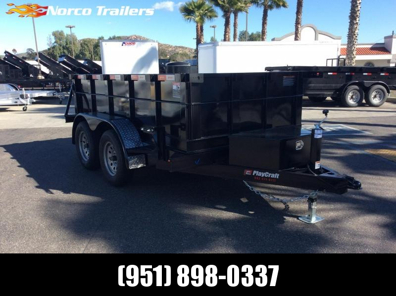 2019 Sun Country 5' x 10' Tandem Axle Dump Trailer