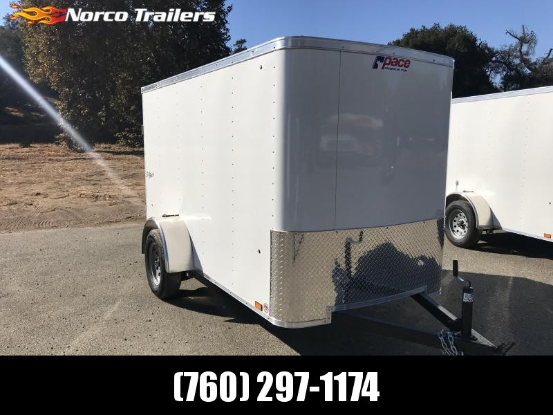 2019 Pace American Outback 5' x 10' Enclosed Cargo Trailer