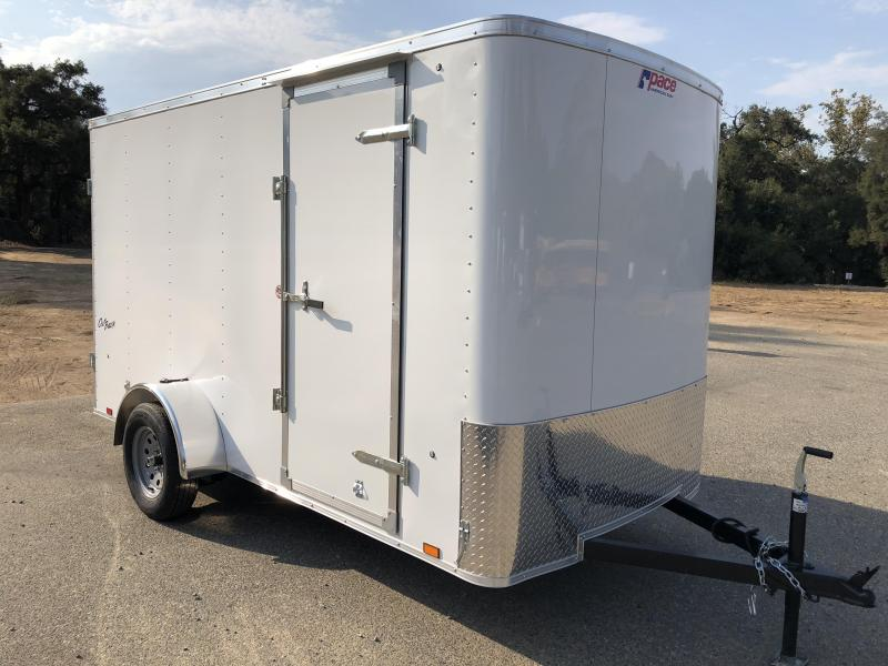 2018 Pace American Outback 6' x 12' Enclosed Cargo Trailer