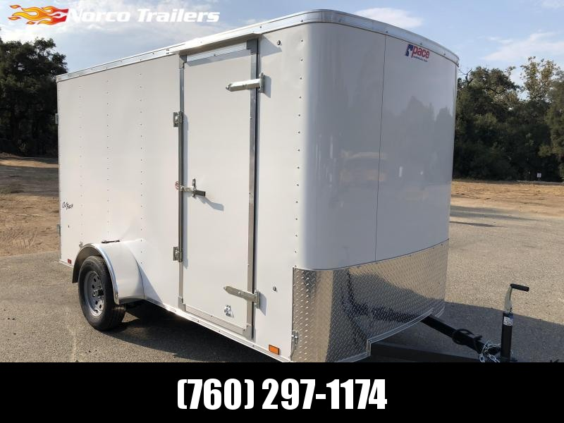 2018 Pace American Outback 6' x 12' Enclosed Cargo Trailer in Ashburn, VA