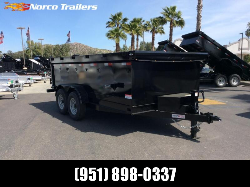 "2019 Innovative Trailer Mfg. 83"" x 14' Dump Trailer"