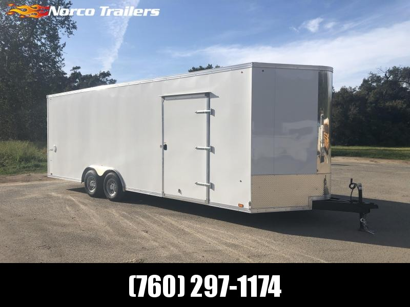 2019 Look Trailers Vision 8.5' x 24' Car / Racing Trailer