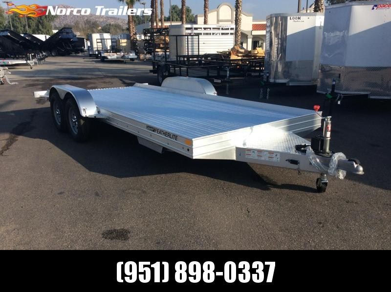 2019 Featherlite 3110 8.5' x 17.5' Flatbed Trailer in Ashburn, VA