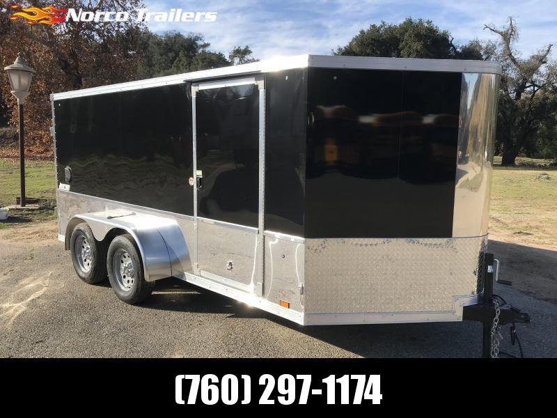 2019 Pace American Journey Legacy 7' x 14' Motorcycle Trailer