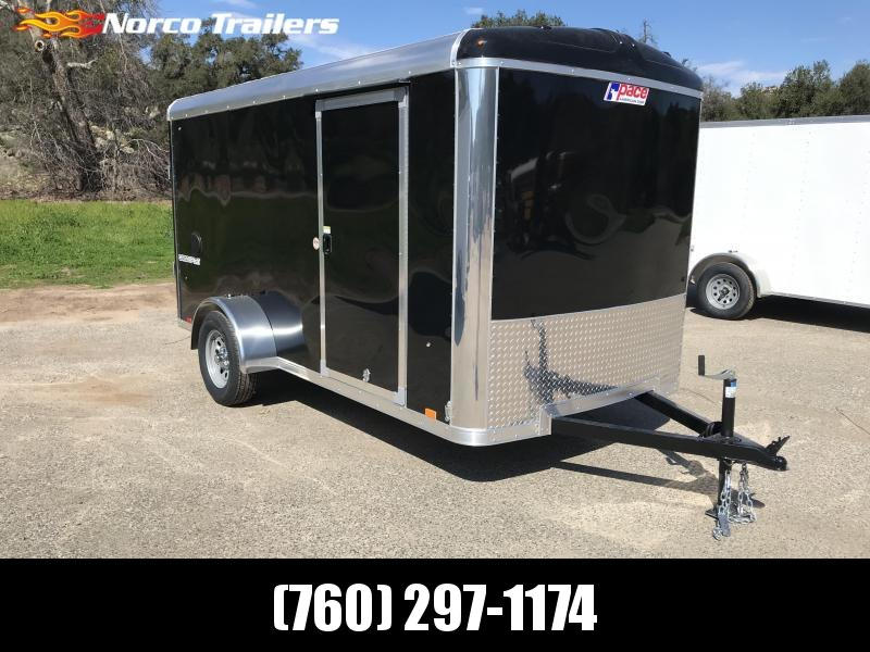2019 Pace American CargoSport 6' x 12' Enclosed Cargo Trailer