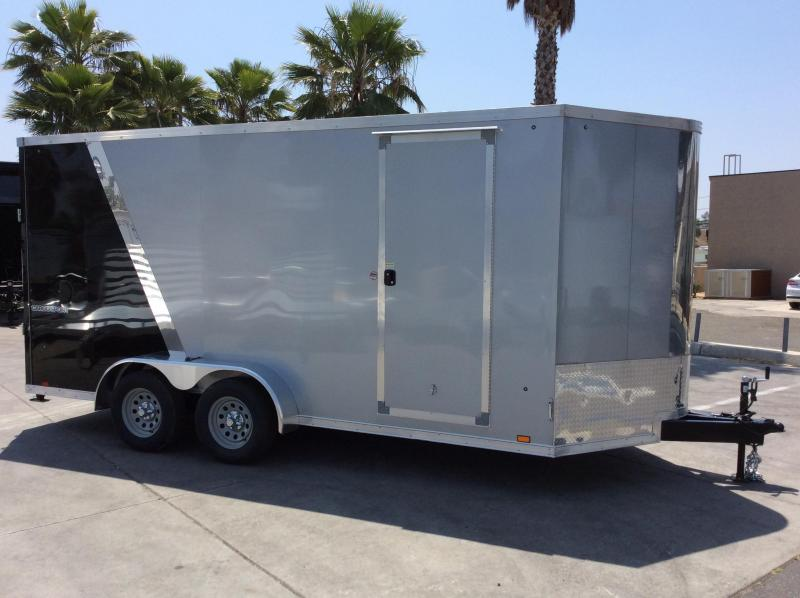 2019 Pace American Cargo Sport 7 X 16 Enclosed Cargo Trailer