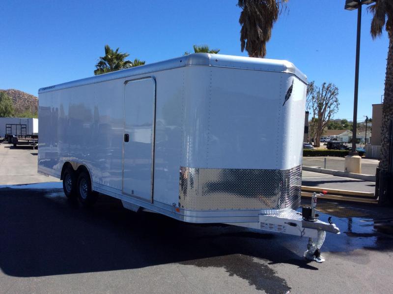 2018 Featherlite 4926 8.5' x 22' Enclosed Car Trailer