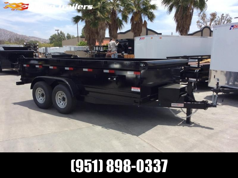 2018 Innovative Trailer Mfg. 83 x 14 Dump Trailer