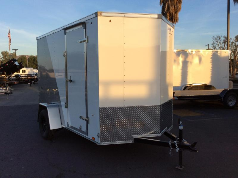 2018 Look Trailers STVLC 6' x 10' SI2 Enclosed Cargo Trailer
