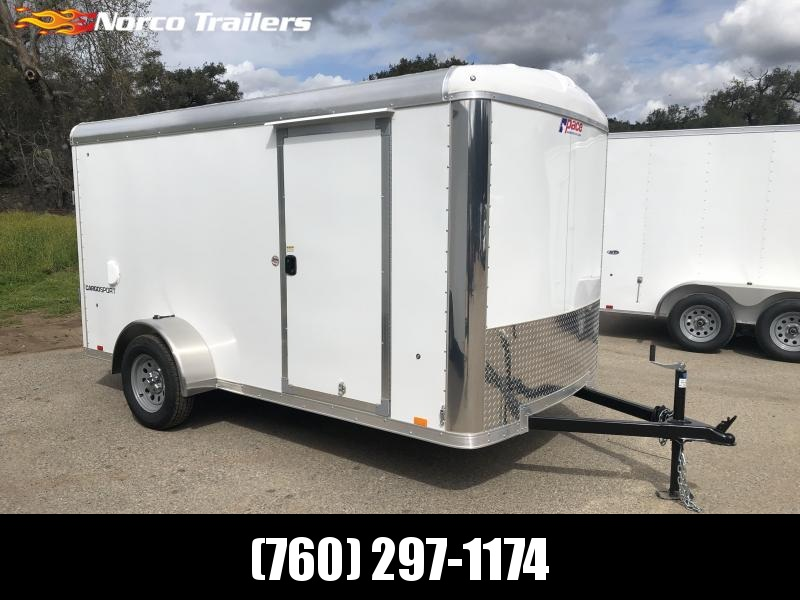 2019 Pace American Cargo Sport 6' x 12' Enclosed Cargo Trailer