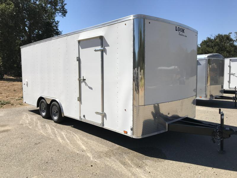 2018 Look Trailers ST 8.5' x 20' 7K Car Trailer
