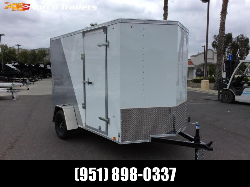 2019 Look Trailers STVLC 6 x 10 Single Axle Enclosed Cargo Trailer