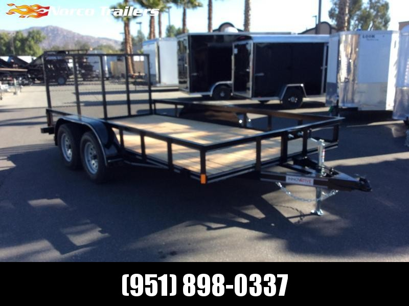 "2019 Innovative Trailer Mfg. 83"" x 14' Tandem Axle Utility Trailer"